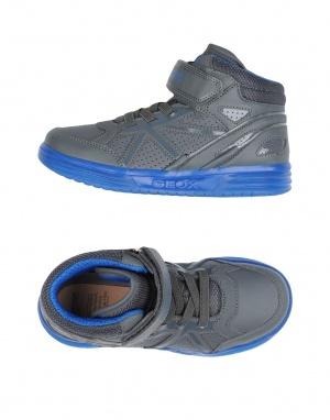 Светящиеся ботинки Geox для мальчика, размер 34, по стельке 21,5 см