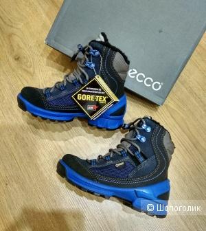 Ботинки сапоги детские Ecco  Экко 28 размер
