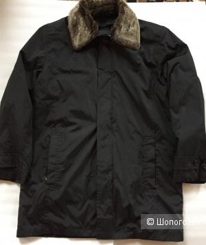 MARC NEW YORK мужское пальто-плащ р.L