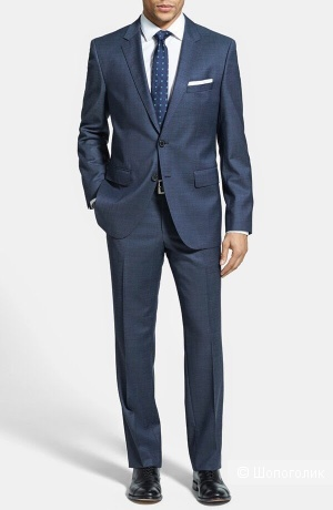 Hugo Boss костюм 48