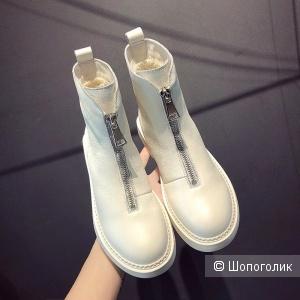 Ботинки ноу нейм, размер 38