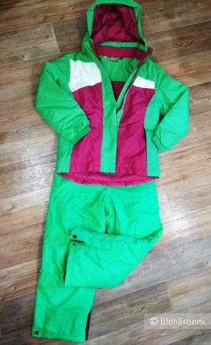 Комплект штаны crane +куртка crivit размер 122/128