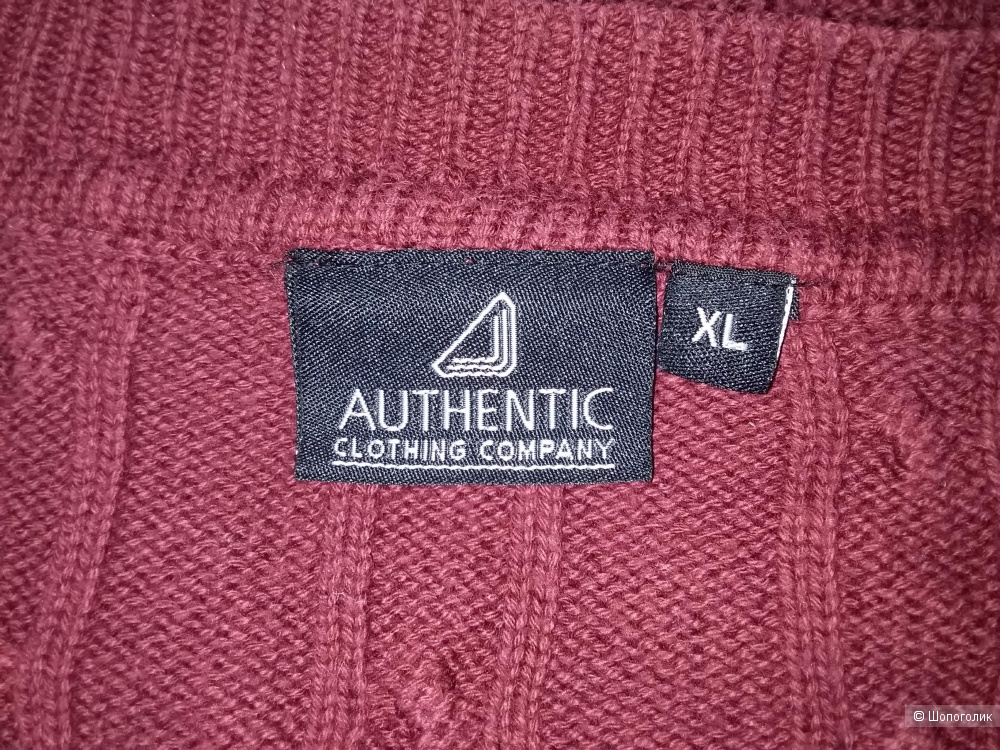 Свитер/джемпер Authentic, р-р XL