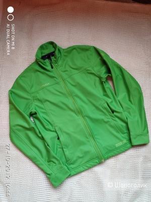 Куртка марки Vaude 38 европейский, 44 российский размер