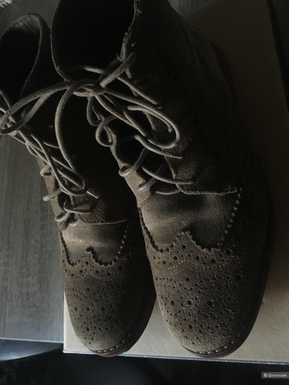 Ботинки  Gas 38 ,размер