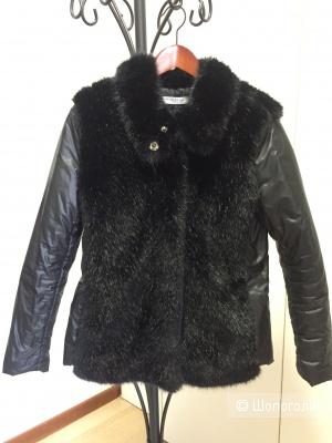 Куртка с меховыми вставками, Marella