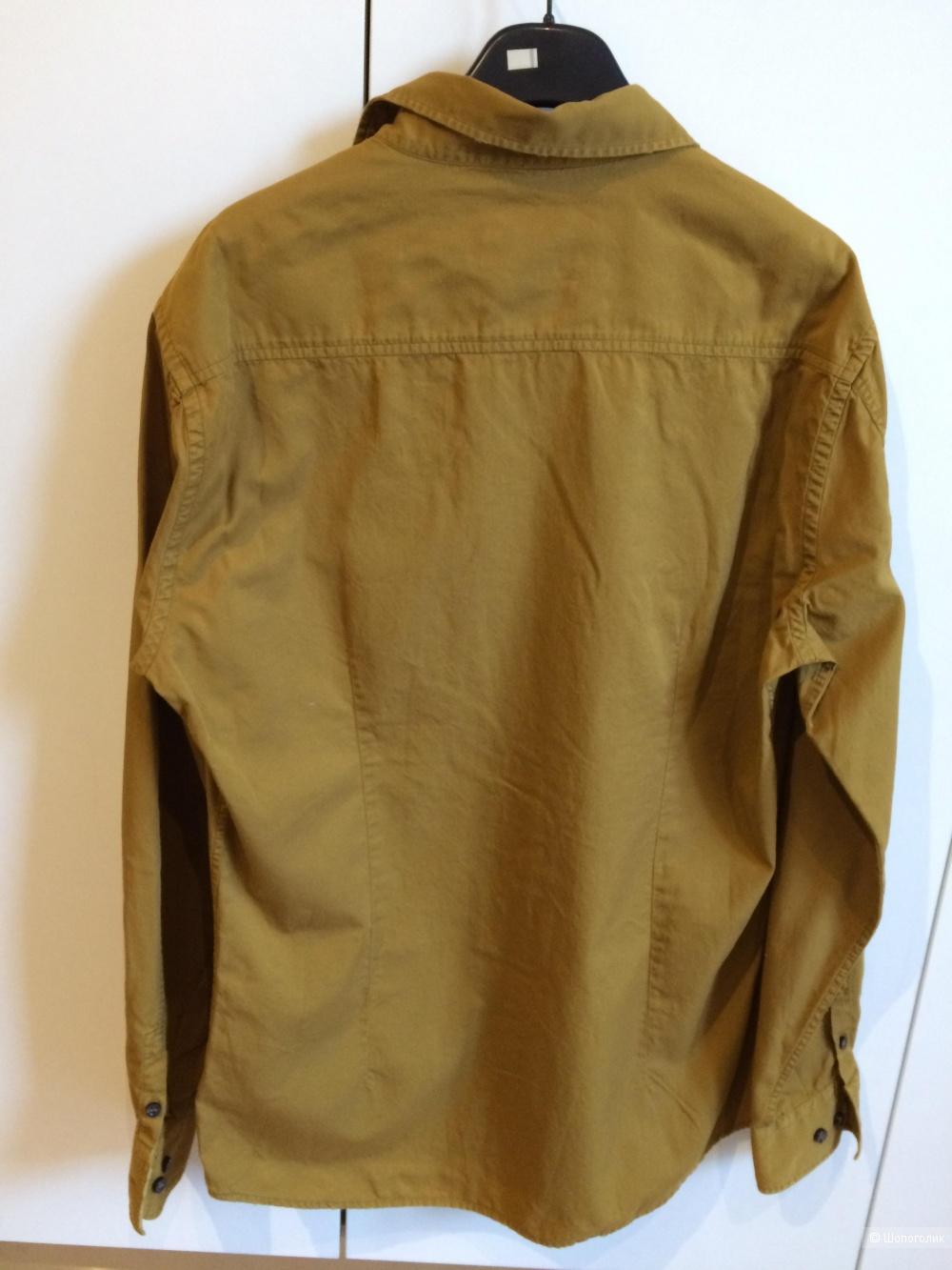Рубашка Roberto Cavalli Class размер 42