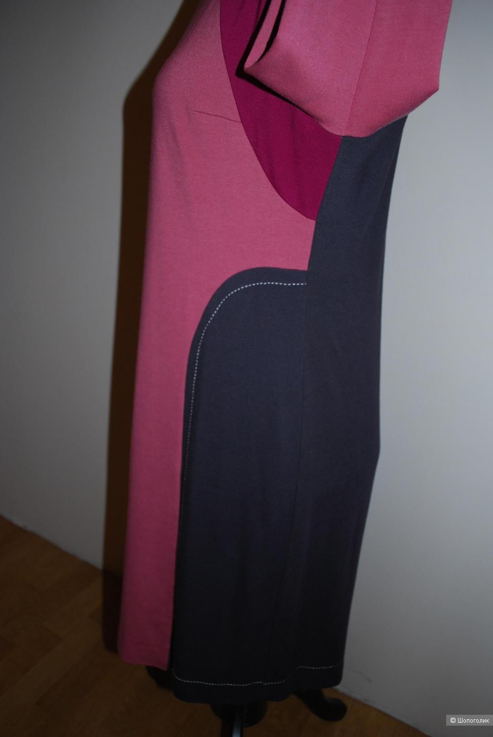 """Дизайнерское платье """"Веретено"""" размер 46-48"""