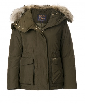 Куртка-парка Woolrich 46/48 рос