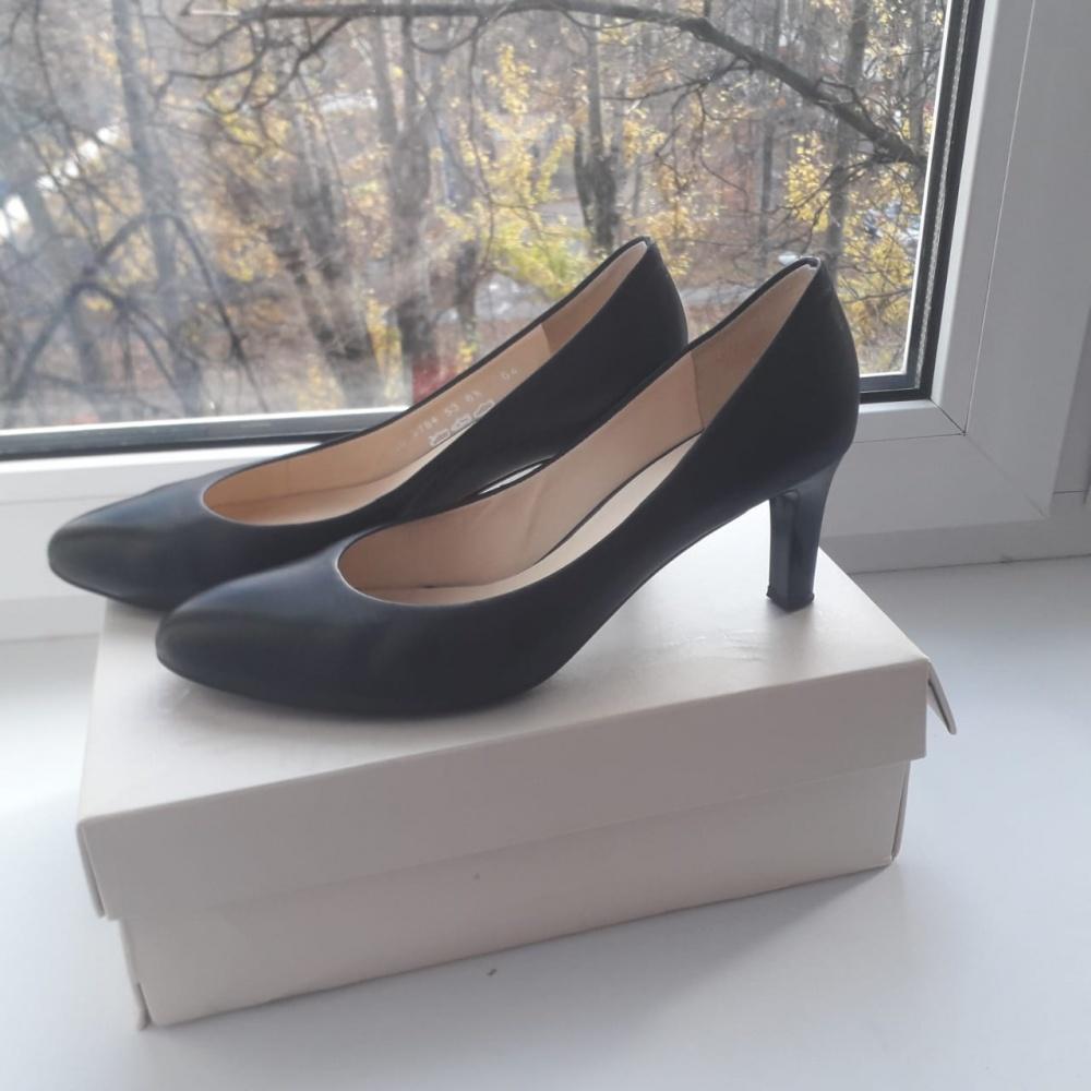 Туфли Hogl 6.5 размер (39,5 - 40 росс)