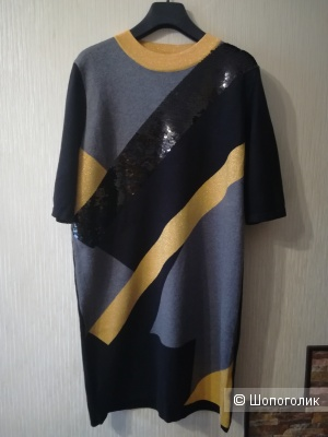 Платье- Джемпер no name,размер Оверсайз