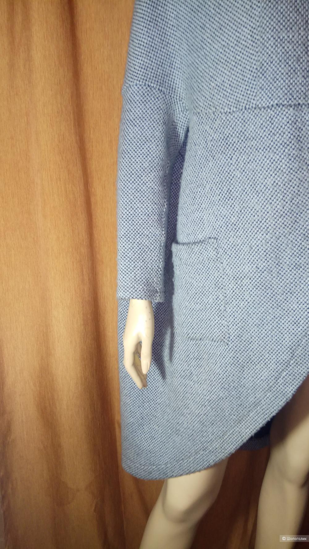 Жакет пальто Trendy оверсайз S/M
