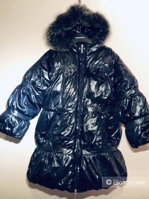 Пуховик - пальто Brums, 6-8 лет