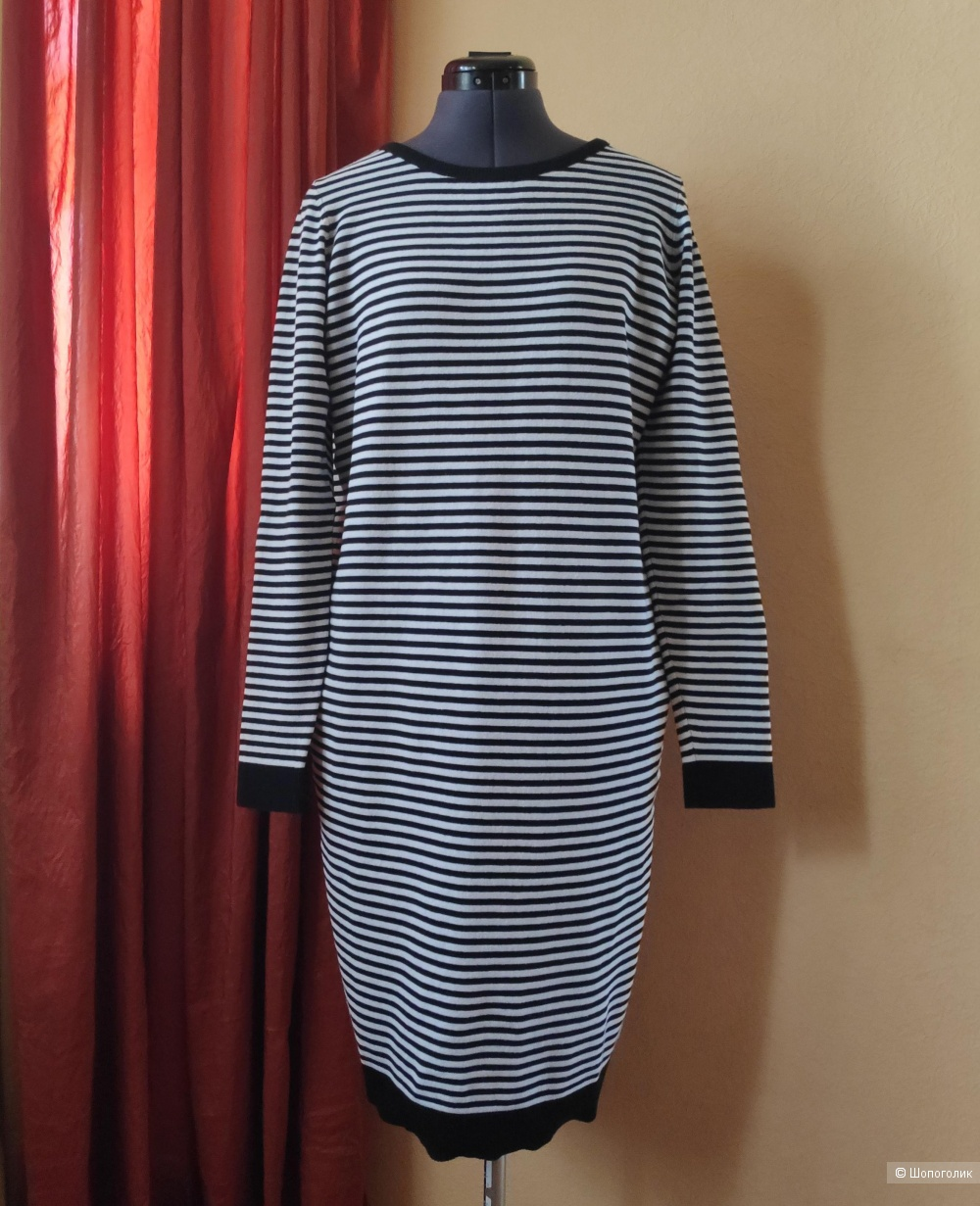 Платье Hema. Маркировка M.