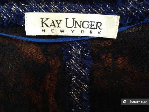 Kay Unger Платье + болеро, р. 44-46