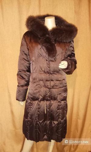 Пальто пуховик Fantastique caprice 48/50 размер