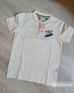 Новая футболка, маркировка 10 на рост 140, фирма tape a loeil