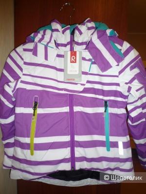Зимняя мембранная куртка REIMA-Tec 116+ для девочки