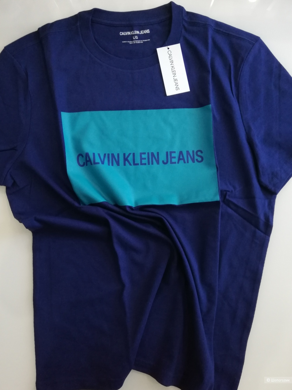Футболка Calvin Klein Jeans размер L