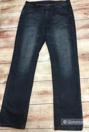 Мужские джинсы Lee. Размер 34, маломерят.