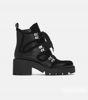 Ботинки ZARA размер 40 (26 см)