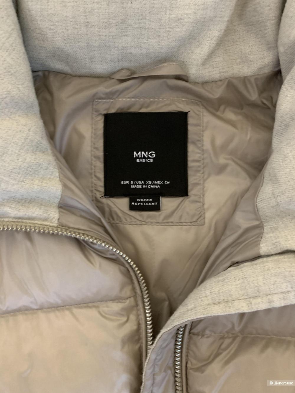 Куртка пуховик Mango размер S