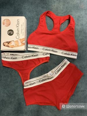 Комплект новый Calvin Klein, размер S