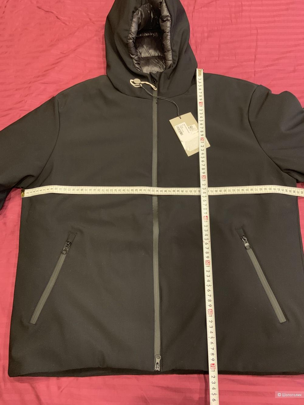 Куртка мужская J. W. Sax Milano, размер XXXL