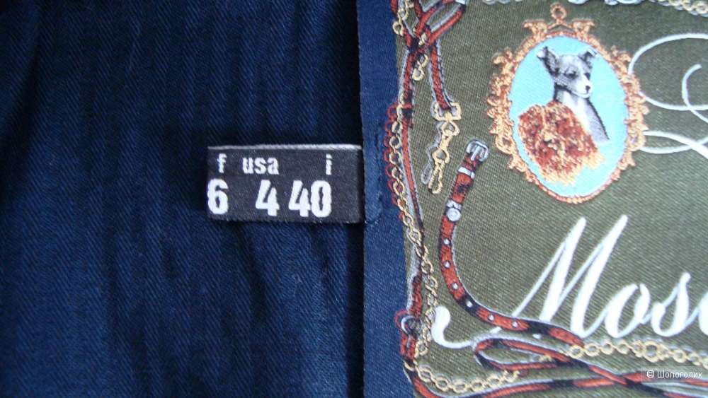 Пальто (жакет) Love Moschino. Размер: US 4 / IT 40