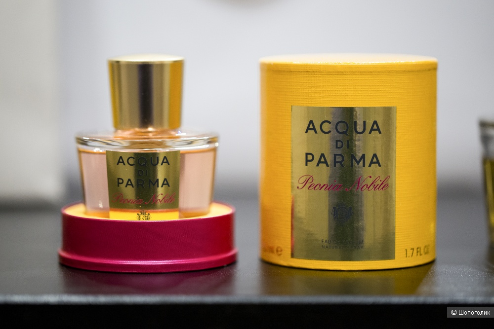 Парфюмерная вода Acqua di parma Peonia nobile, 50 ml