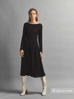 Шерстяное платье LIMITED Massimo Dutti евро 36