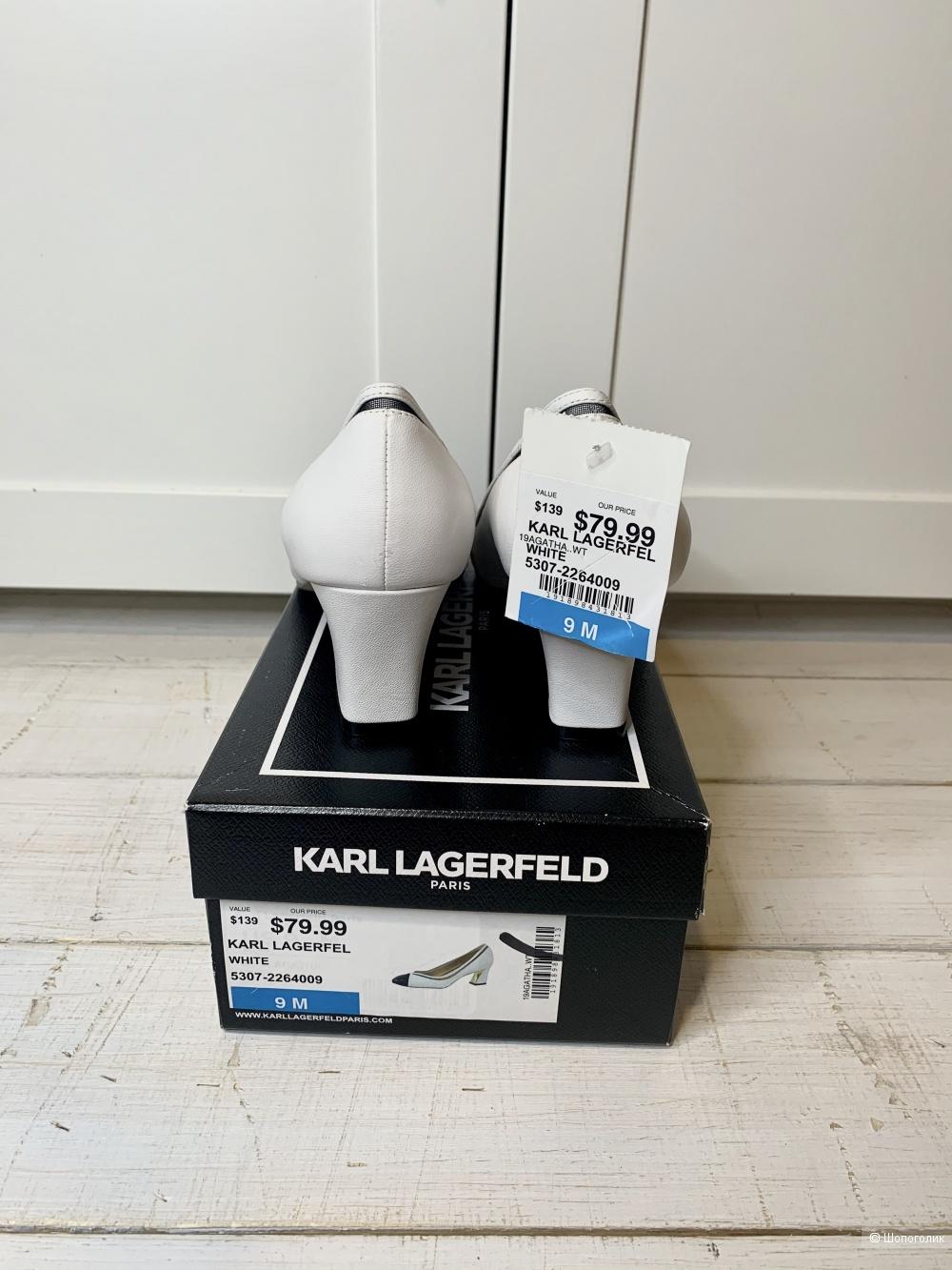 Туфли Karl Lagerfeld р. 39