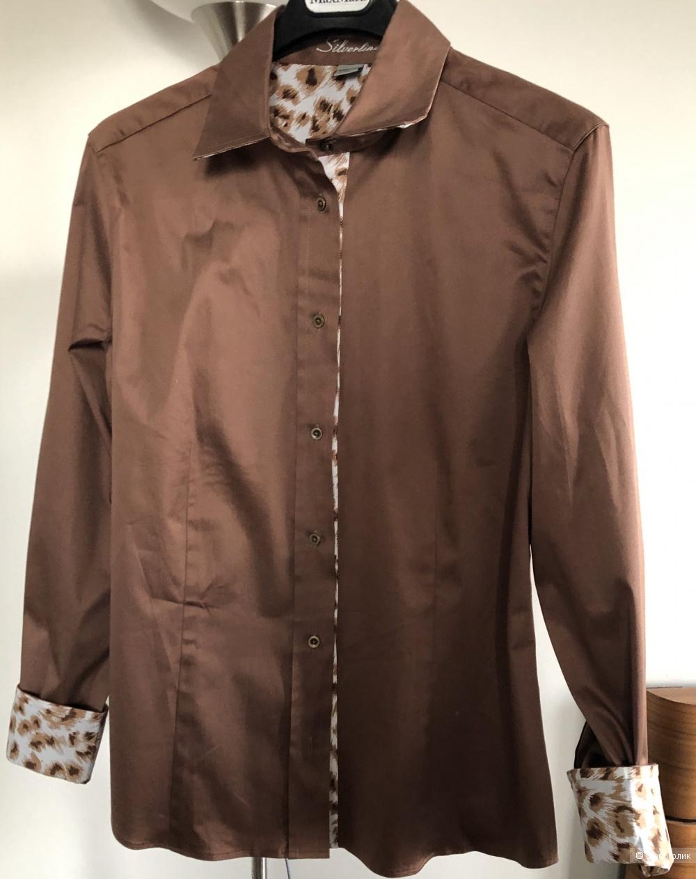 Рубашка Eterna 46-48( размер производителя 40)