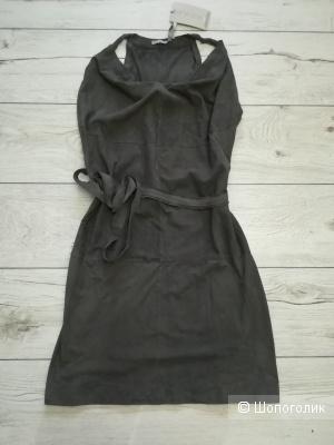 Замшевое платье Kookai, размер Оверсайз