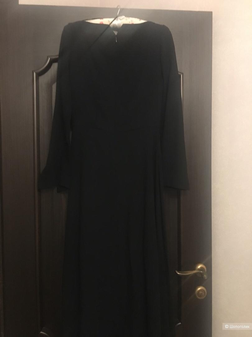Не открывать дубль Шерстяное платье LIMITED Massimo Dutti евро 36