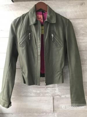 Кожаная куртка Paul Smith S-M