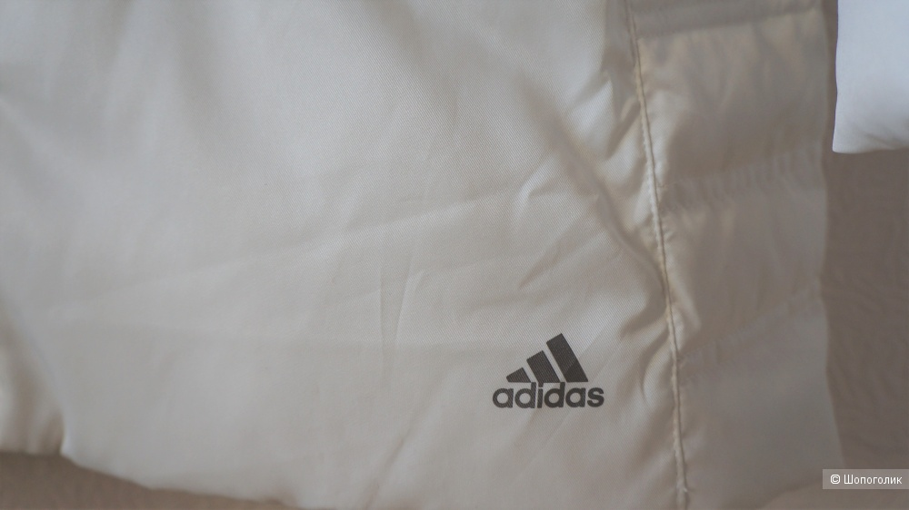 Пуховик Adidas, 46 размер