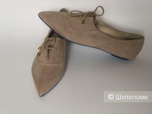 Туфли балетки Loriblu размер 39, на 38-38.5