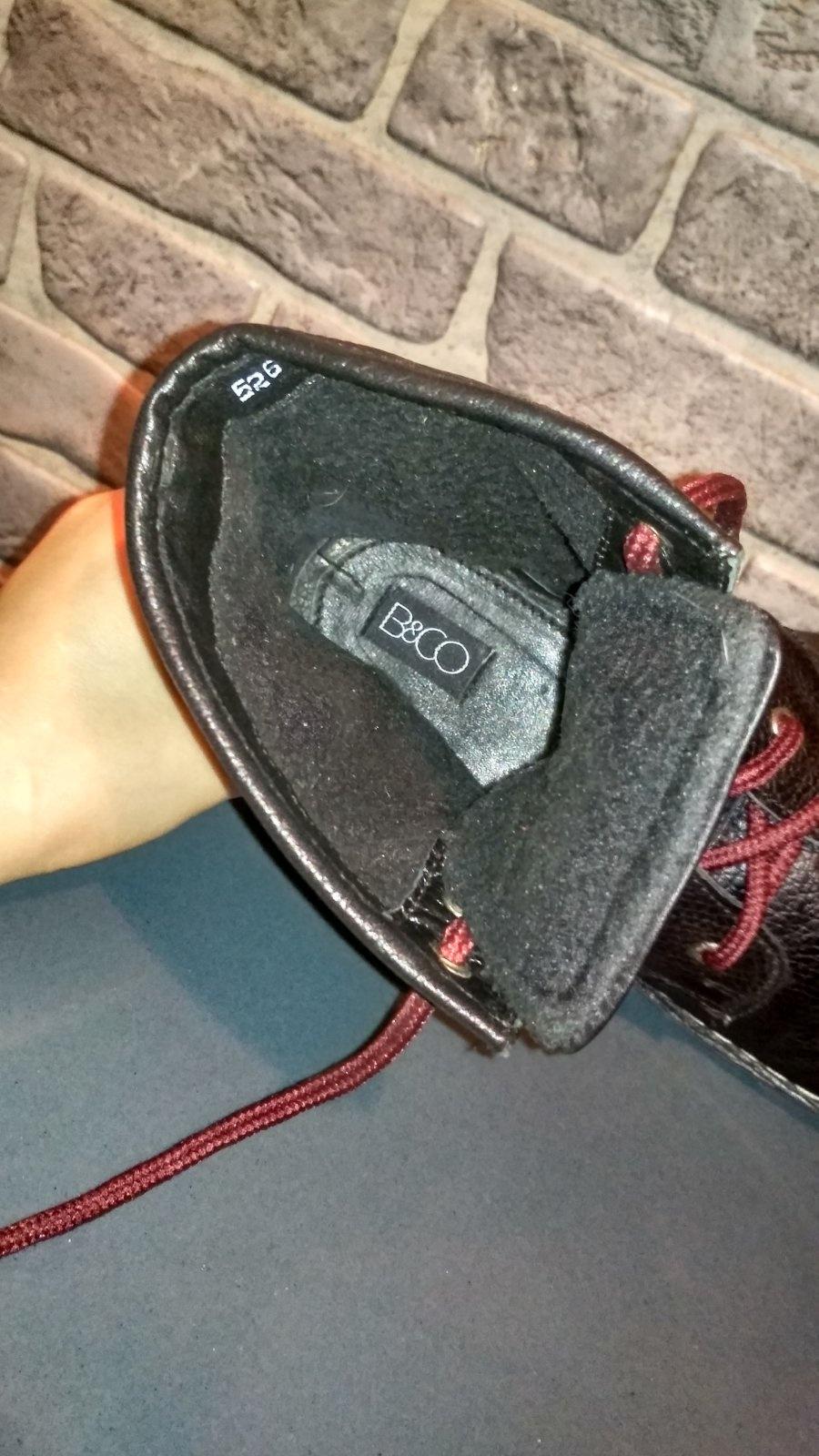 Ботинки B&Co 39