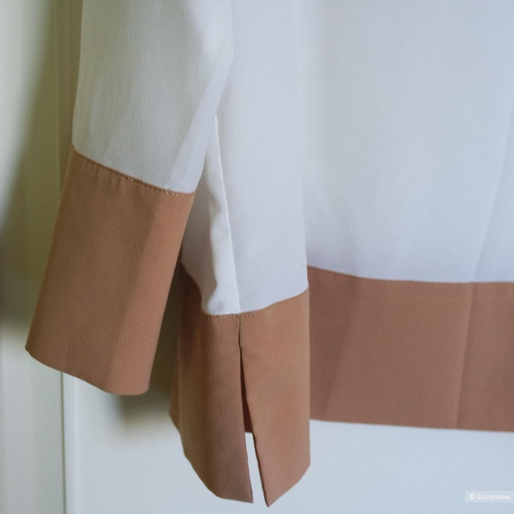 Шелковая блуза Elena Miro, XL