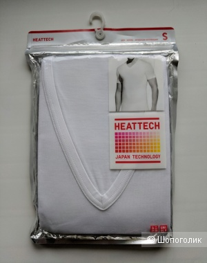 Футболки Uniqlo HEATTECH, р 46-48
