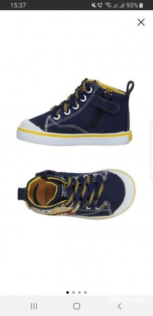 Кеды-кроссовки Geox, 20 размер