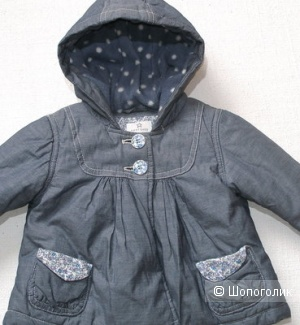 Куртка next baby размер 3-6 месяцев