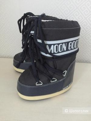 Moon Boot детские зимние сапоги