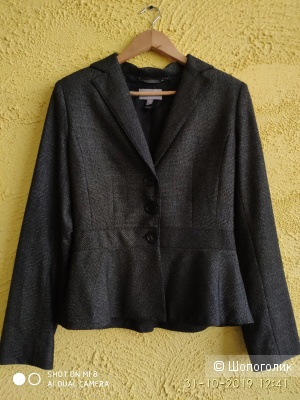 Пиджак Mango 40 евр. размер, 44 российский размер