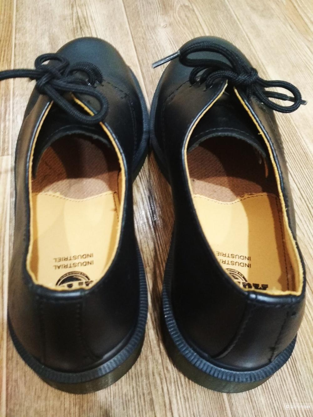 Ботинки dr martens industrial размер 39