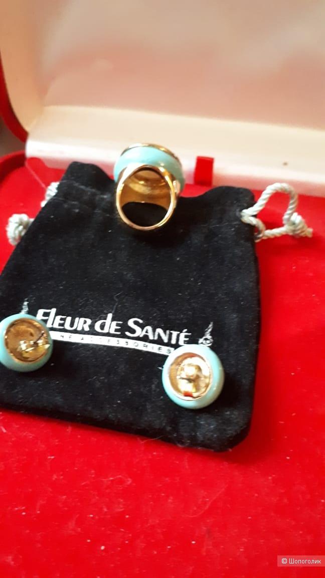 Комплект бижутерии Флер де Санте