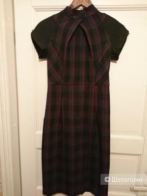 Платье офисное Панинтер, 44-46 размер