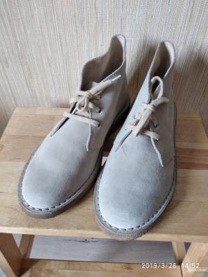 Ботинки Travel Clark, размер 40