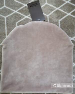 Шапка велюровая, gioia 54 размер